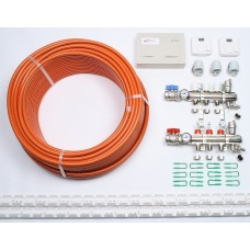 3 Port x 200M + Single Setting Electrical Controls