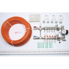5 Port x 300M + Single Setting Electrical Controls + Mixer System