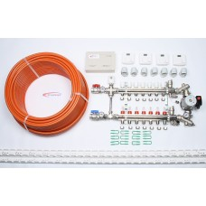 7 Port x 500M + Single Setting Electrical Controls + Mixer System