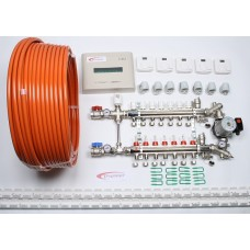 7 Port x 600M + Single Setting Electrical Controls + Mixer System