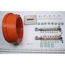 8 Port x 600M + Single Setting Electrical Controls