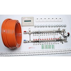 12 Port x 1000M + Single Setting Electrical Controls + Mixer System
