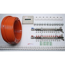12 Port x 1100M + Single Setting Electrical Controls