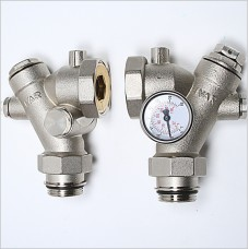 "Single Connection Valve for 1"" Mixer Heating System Pump"
