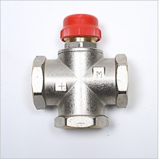 3 Way Mixing Valve –Thermostat Controlled