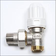 Thermostatic Radiator Valve. For connecting Pex-Al-Pex pipe to radiators
