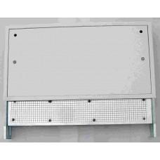 700 x 630 x 150 Steel Wall Cabinet with Adjustable feet